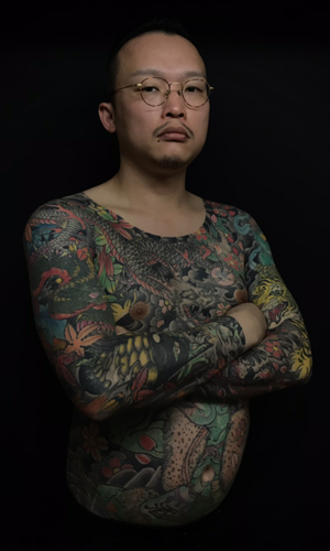 Heavenly Maiden Tattoo